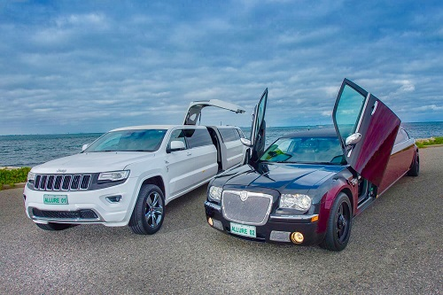 Types of Limo Hire Perth